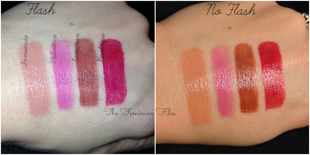 Honeybee Gardens Mineral Make Up Review Swatches The
