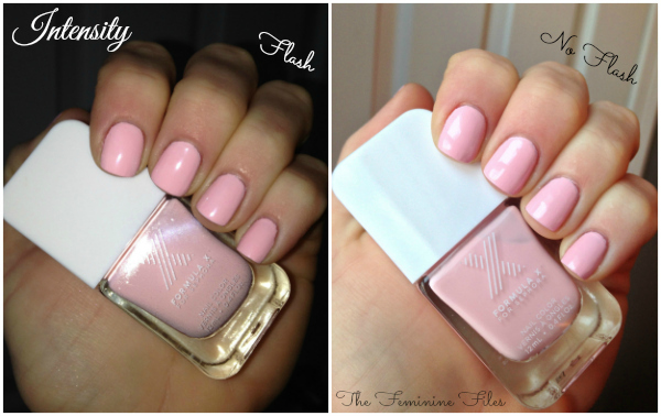 Formula X for Sephora Nail Polish Review, Swatches - The Feminine Files