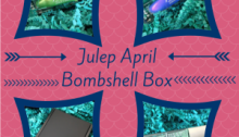 Julep April Bombshell Box