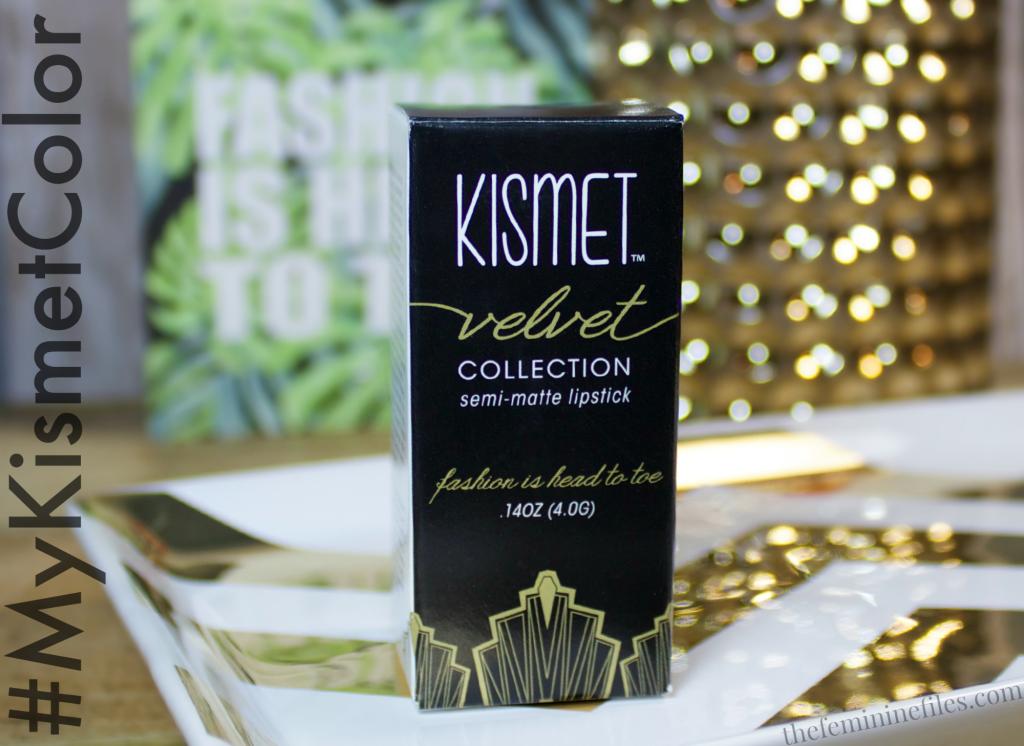 Beauty News: #MyKismetColor Personal Lipstick Recommendation Program!