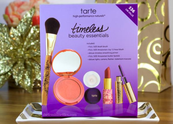 Tarte Timeless Beauty Essentials Set