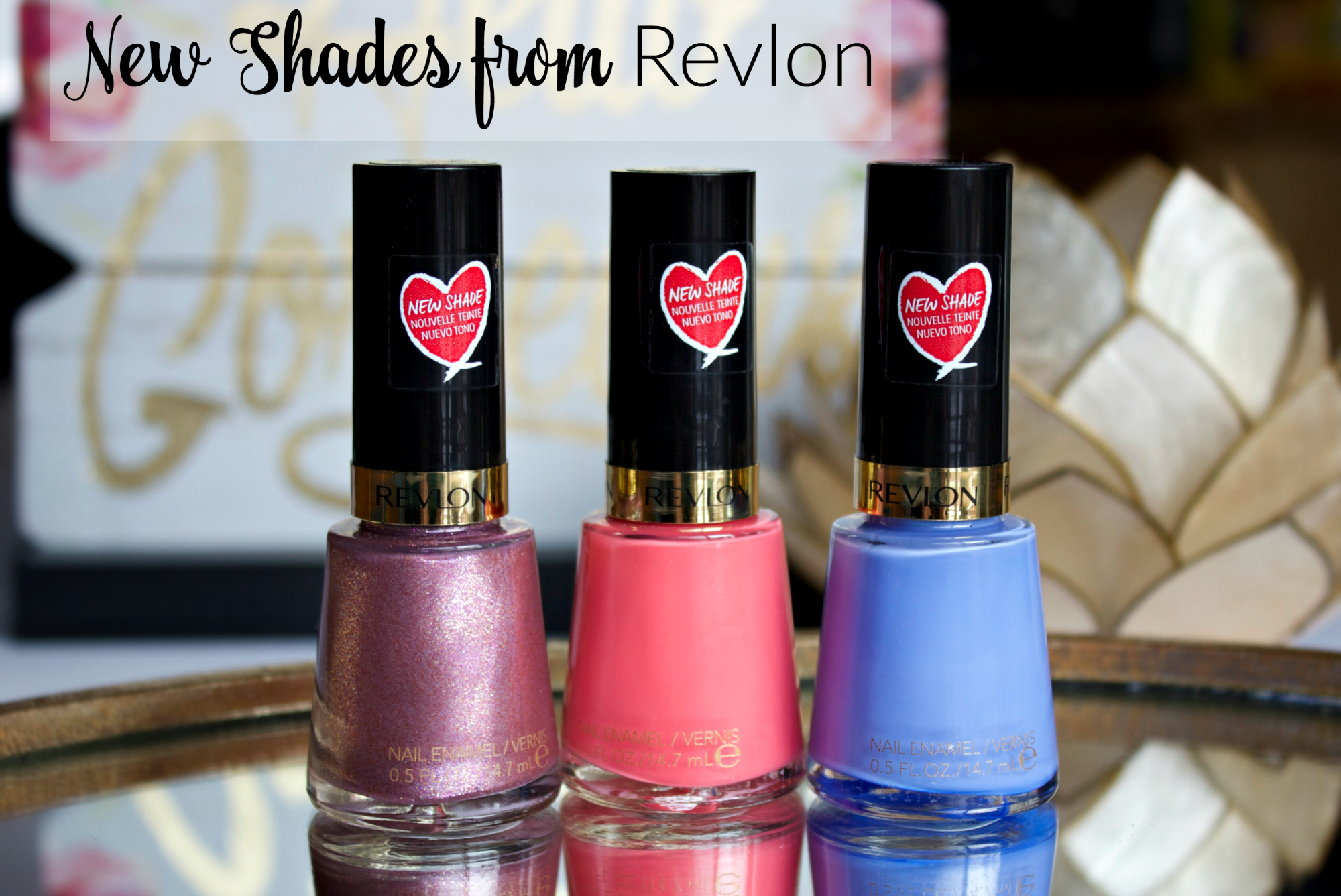 New Revlon Nail Polish Shades For 2016 The Feminine Files