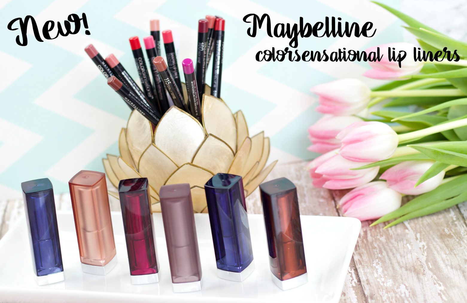 Maybelline Color Sensational Lip Liners