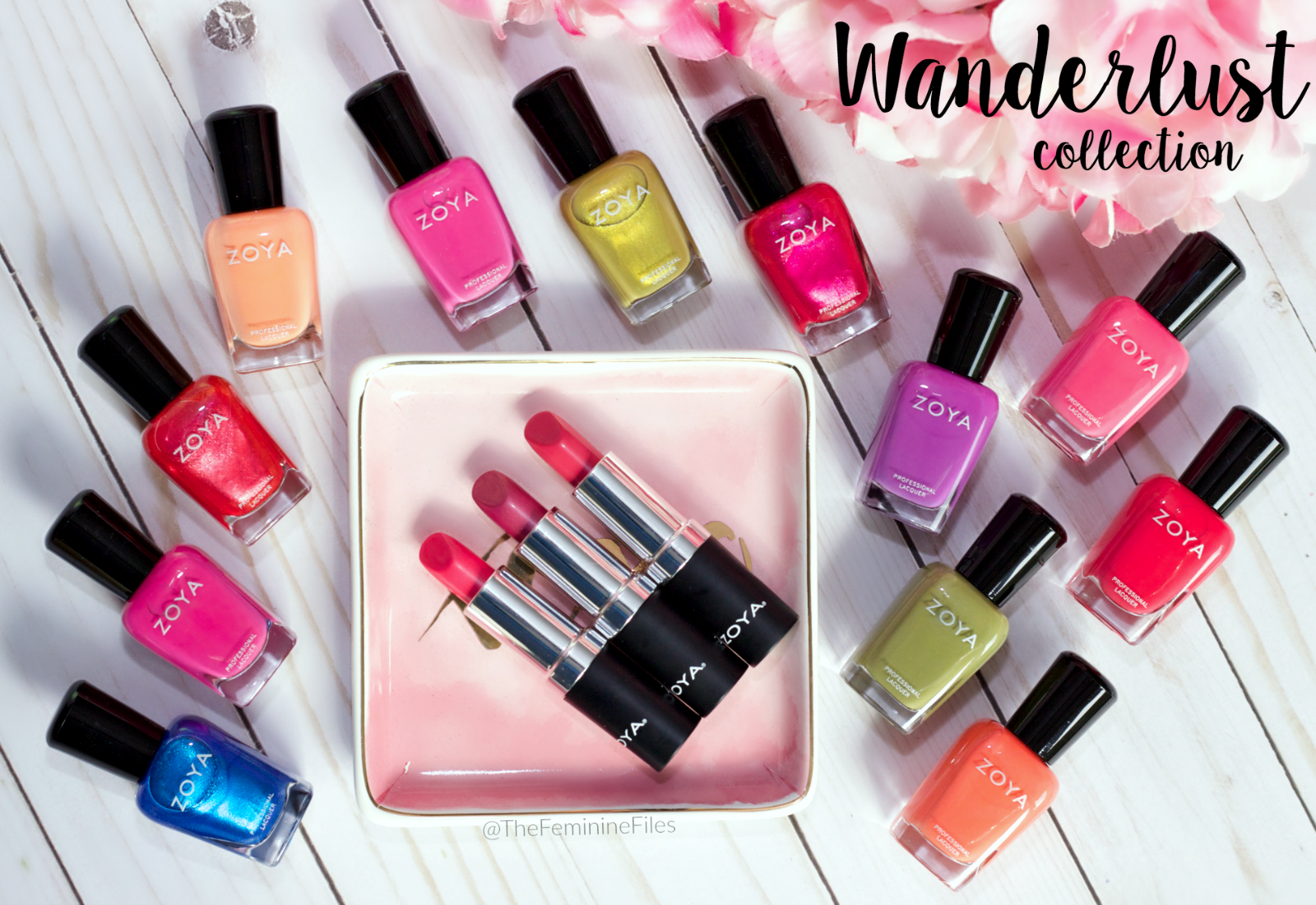 Zoya Wanderlust Collection Review