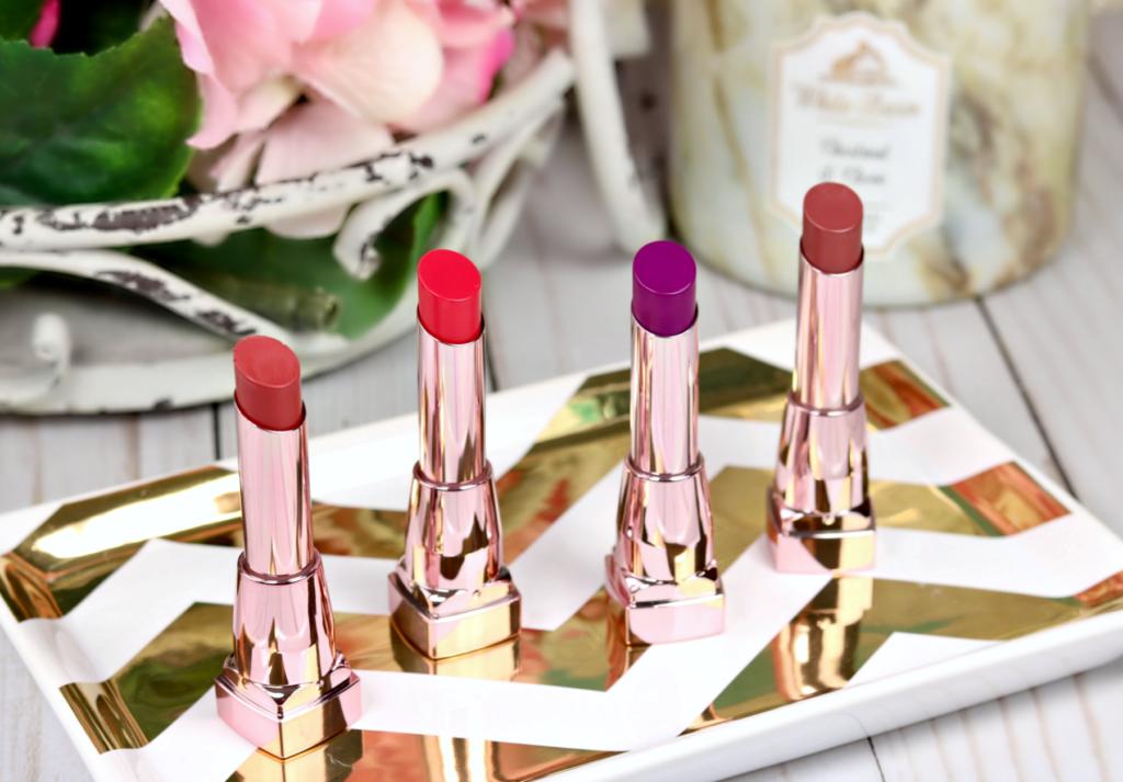 Maybelline Shine Compulsion Lipsticks The Feminine Files